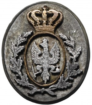 Wielkie Księstwo Poznańskie przypinka patriotyczna