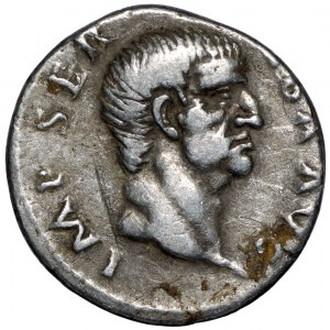 Rzym, Galba, Denar