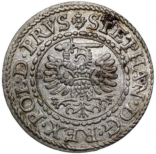 Stefan Batory, Szeląg 1579 Gdańsk