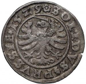Zygmunt I Stary, Szeląg 1529 Toruń - PRVS