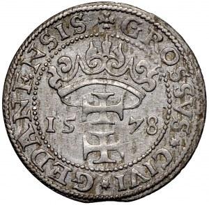 Stefan Batory, Grosz 1578 Gdańsk