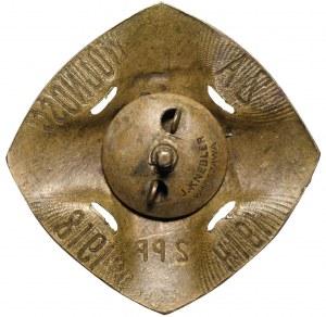 Odznaka 2 Pułku Piechoty Legionów - Knedler wzór 2