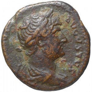 Rzym, Hadrian, Semis - Roma