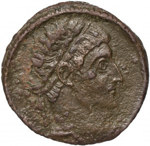 Rzym, Konstantyn I Wielki, Follis Antiochia - napisowy