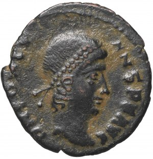 Rzym, Konstans, Follis Aleksandria