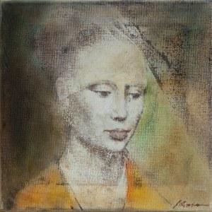 Agata Rościecha, Portret P.M., 2018