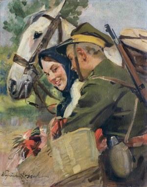 Kossak Wojciech, UMIZGI, OK. 1927