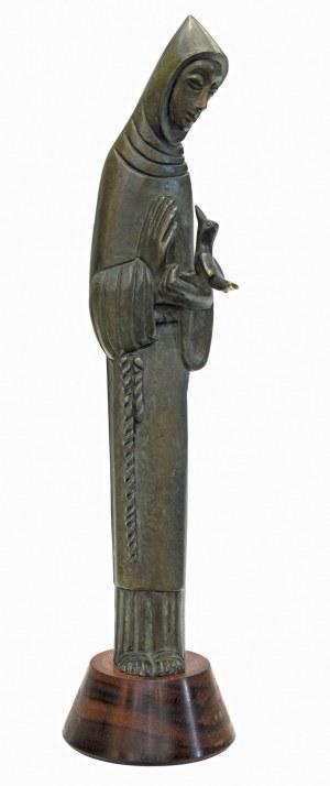 Lambert-Rucki Jean, ŚWIĘTY FRANCISZEK, OK. 1959