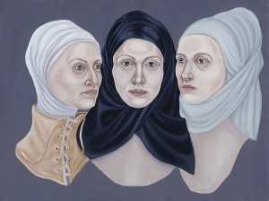 Dorota Kuźnik, Dreifaltigkeit - Glaube, Liebe, Hoffnung, 2016