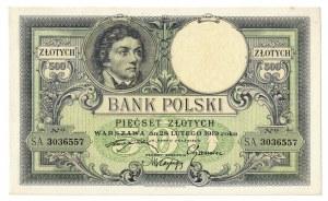 500 złotych, 1919, b. ładny stan zachowania