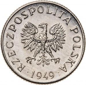 1 grosz 1949, PRÓBA NIKIEL