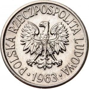 5 groszy 1963, PRÓBA NIKIEL