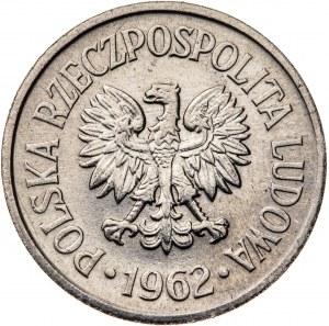 10 groszy 1962, PRÓBA NIKIEL