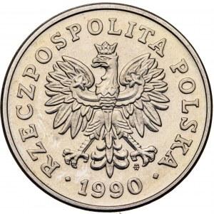 50 zł 1990, PRÓBA NIKIEL