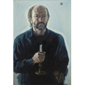 Leszek SOBOCKI (ur. 1934 r.), Więcej światła, 1987 r.