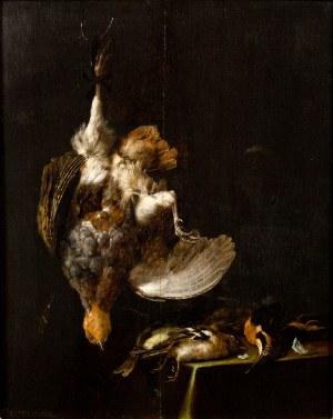 Cornelis van Lelienberg, Martwa natura, 1654