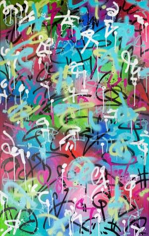 Monika Mrowiec, 802 Street Art Avenue, 2018