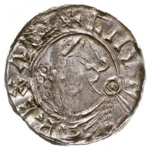 denar typu pointed helmet, 1024-1030, mennica York, min...