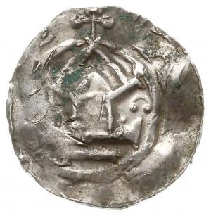 zestaw denarów typu OAP, X-XI w., Dbg 1167, Kluge 44, r...