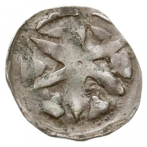 Brandenburgia, Ludwik I 1323-1351, denar 1323-1345, Aw:...
