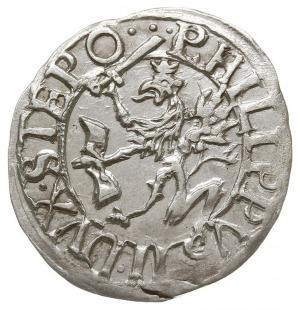 Filip II 1606-1618, grosz 1616, Szczecin, Hildisch 64, ...