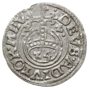 półtorak (Reichsgroschen) 1622, Szczecin, Hildisch 136