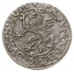 półtorak (Reichsgroschen), 1617, Koszalin, Aw: Gryf w o...