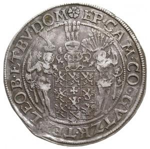 talar 1633, Szczecin, Aw: Popiersie i napis wokoło BOIS...