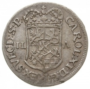 1/12 talara, 1694, Szczecin, AAJ 154, Kop. 9838 (R3)
