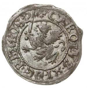 podwójny szeląg, 1670, Szczecin, AAJ 166a, ładny