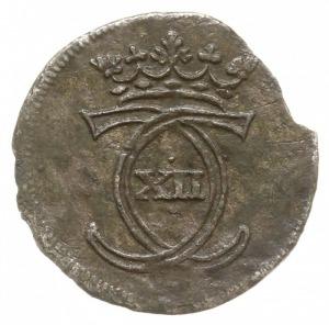 1/96 talara (sechsling), 1707, Szczecin, AAJ 234 (R), P...
