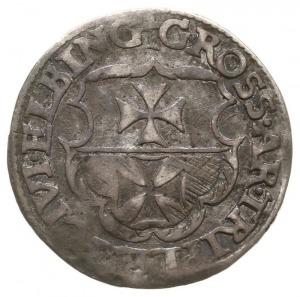 trojak 1540, Elbląg, Iger E.40.1.b (R2), mennicza wada ...