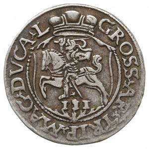 trojak 1564, Wilno, Iger V.64.1.a (R1), Ivanauskas 9SA5...