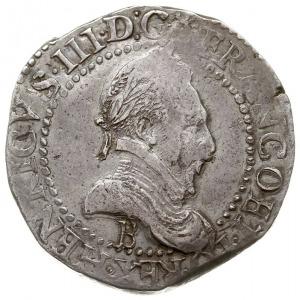 frank 1586/B, Dijon, Duplessy 1130, moneta z aukcji WCN...
