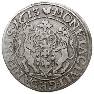 ort 1613, Gdańsk, kropka za łapą niedźwiedzia, Shatalin...