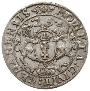 ort 1625, Gdańsk, końcówka napisu M:D:L.R:P. Shatalin G...