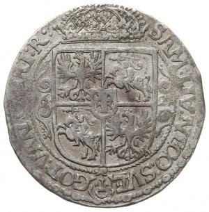 ort 1621, Bydgoszcz, odmiana z napisem SIGI III, Shatal...