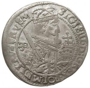 ort koronny 1622, niespotykane popiersie władcy, fałsze...