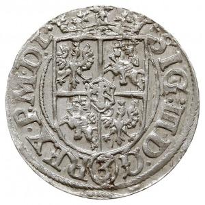 półtorak 1620, Ryga, odmiana bez znaku lis (mincerza Ot...