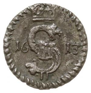 dwudenar 1613, Wilno, Ivanauskas 1SV18-18, Tyszk. 2, pa...