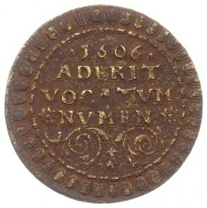 liczman z mennicy wileńskiej, 1606, Hieromin Wołłowicz,...