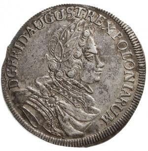 2/3 talara (gulden), 1699, Lipsk, litery EP - H (inicja...
