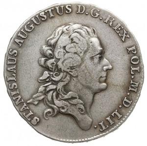 półtalar 1778 EB, Warszawa, srebro 13.96 g, Plage 364, ...