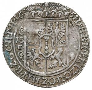 ort 1651, Królewiec, inicjały C-M (Christoph Melchior) ...