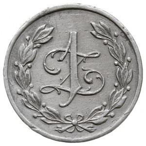 1 złoty Spółdzielni Wojskowej 3. Pułku Artylerii Polowe...