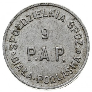 1 złoty Spółdzielni Spożywców 9 Pułku Artylerii Polowej...