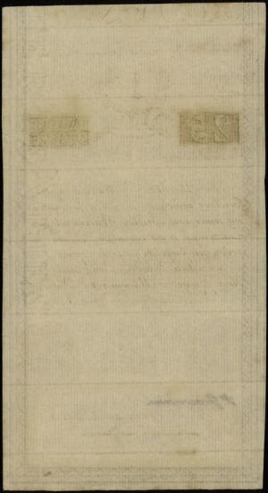 25 złotych polskich 8.06.1794, seria B, numeracja 31468...