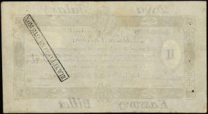 2 talary 1.12.1810, podpis komisarza Walenty Sobolewski...