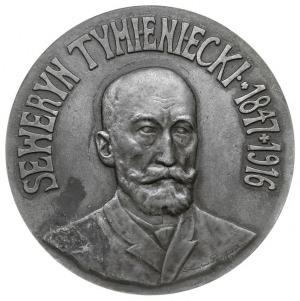 Seweryn Tymieniecki - medal autorstwa St. Popławskiego ...