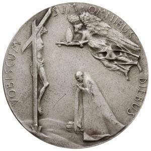 Paweł VI - medal niedatowany (1965) z okazji II Soboru ...